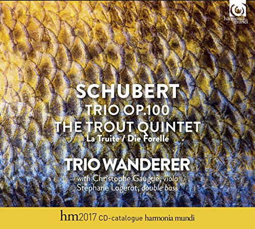 Schubert: Piano Trio Op.100, Trout Quintet