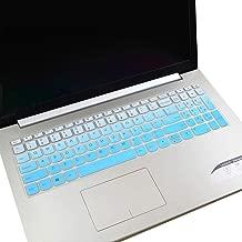 Keyboard Cover Design for 2019 2018 2017 Lenovo IdeaPad 15.6