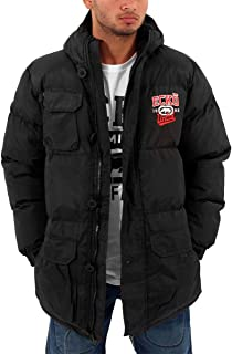 Ecko Mens Boys Berlinetta Parka Puffer Padded Hooded Warm Winter Jacket Hip Hop