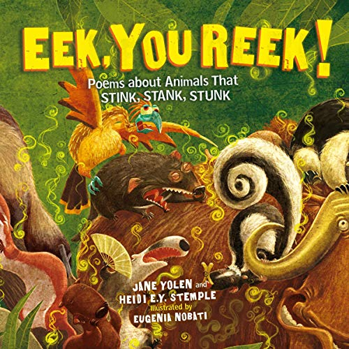 Eek, You Reek! cover art