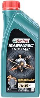 Castrol Motoröl Motorenöl Motor Motoren Öl Motor Engine Oil 0W 30 Magnatec Stop Start C2 Benzin Diesel 1L 15B3E4