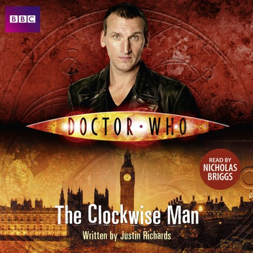 Doctor Who: The Clockwise Man cover art