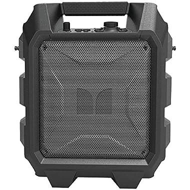 Monster RRMINI Rockin' Roller Mini FM radio Bluetooth Wireless Speaker