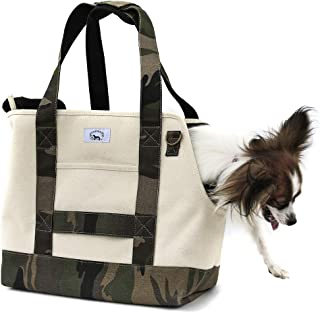 [ENTRAMBI]ペットバッグ 犬 猫 キャリー バッグ トート スリング 小型犬 中型犬 キャリーケース