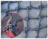Seilnetz,Kletternetz Klettern Sicherheitsnetz füR Kinder PKW Netz Strickleiter Ladung Balkon-Netz...
