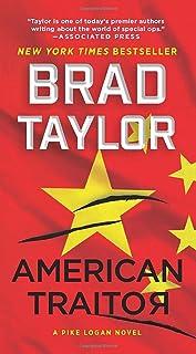 American Traitor: A Novel (Pike Logan, 15)