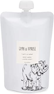 Gryph and IvyRose That's A Wrap Body Wash for Kids - Smoothing and Moisturizing Skin Soap for Children - Ju...