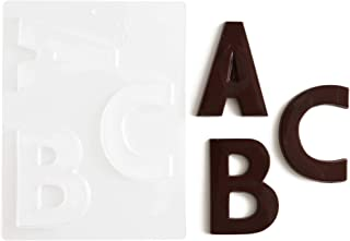 Large Block Letters Chocolate Candy Molds - A - Z (8) 4