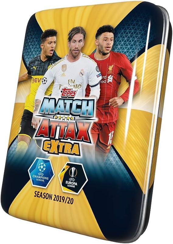 Topps Match Attax Extra Champions League 19//20 2019//20 Cc 6 Champion Ramos
