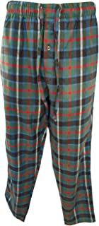 Aims Mens Flannel Pyjama Bottoms Brushed Cotton Check Lounge Pants Nightwear M-5XL