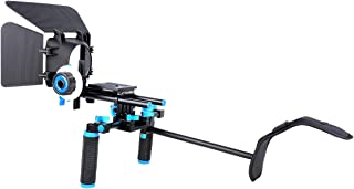 Fiil Yelangu D101 Shoulder Rig with M1 Matte Box and F0 Follow Focus Kit