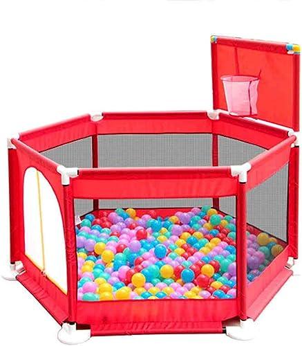 mas barato JIMI-I Juego de Niños Cerca de la Cerca Cerca Cerca gateando Cerca del Niño Piscina de Bolas Marinas Patio de Juegos Interior casa de Juguete  Tienda 2018