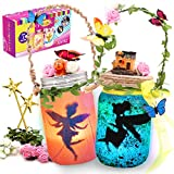 Alritz Fairy Lantern Craft Kit - Gift for Kids Ages 4-12 -...
