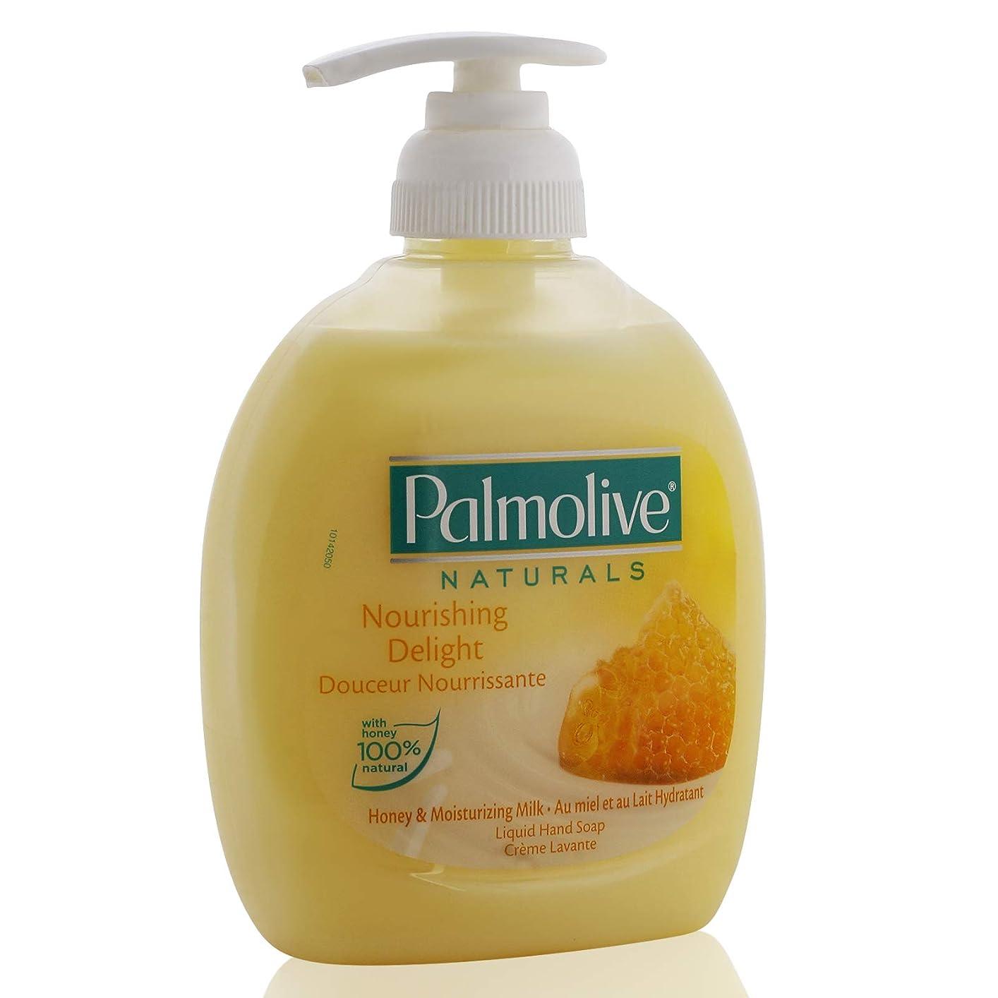 公遅い増強するPalmolive Naturals Milk & Honey Liquid Handwash by Palmolive