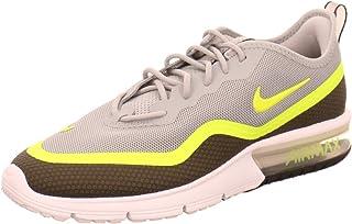 حذاء نايك اير ماكس سيكونت من نايك للرجال، مقاس 4.5 SE, (أسود/ أبيض), 44 EU
