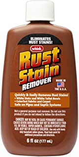 Whink Rust Stain Remover 6 Ounce