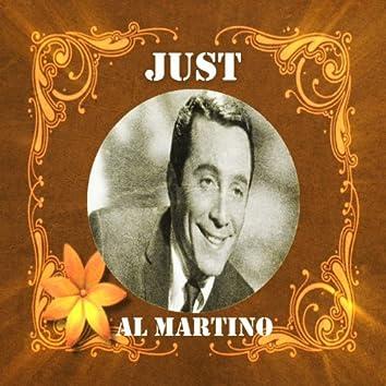Just Al Martino