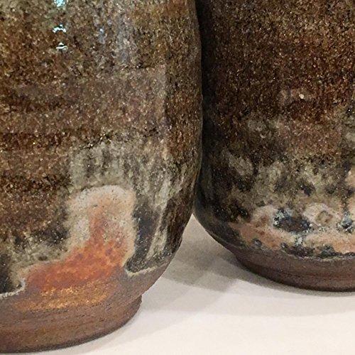 One Rustic Glaze Tea Cup, Handmade Ceramic Cup, TCDEC17RST12