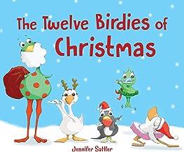 The Twelve Birdies of Christmas