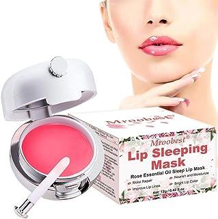 Lip Mask Lip Sleeping Mask Exfoliación Nutritiva Para reducir las líneas de los labios mejorar las líneas de los labi...