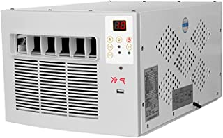 Mini mobil klimatutrustning mobil liten luftkonditionering kylskåp myggnät sällskapsdjur kylning husbil parkering snitt sn...