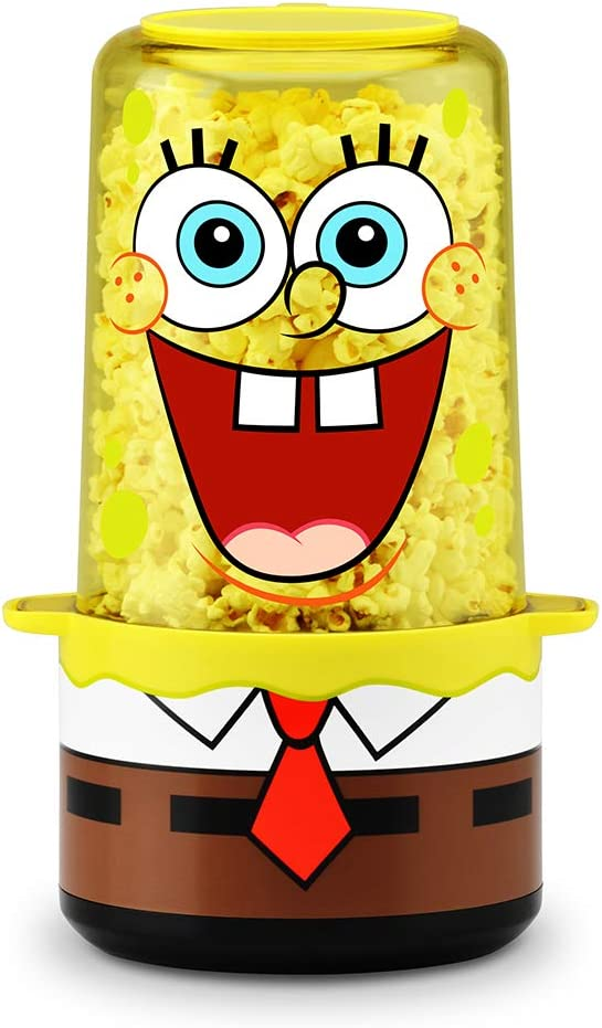 Fixed price for sale Award Nickelodeon NKL-60 SpongeBob Stir Popcorn Size One Yell Popper
