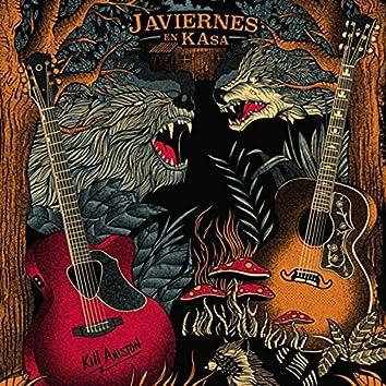 Javiernes en Kasa (En Vivo)