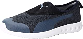 Puma Women's Concave 3 Mu Slip-on Wn S Faded Denim-pe Running Shoes