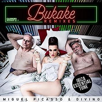 Bukake (The Remixes) [feat. Divino]