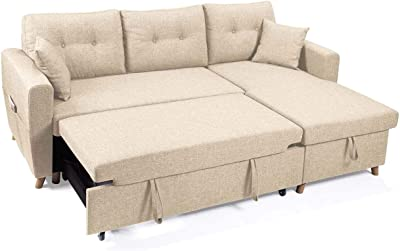 Confort24 Kate Sofa Chaise Longue 3 plazas Esquinero Derecha ...