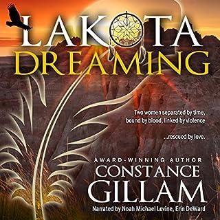 Lakota Dreaming audiobook cover art