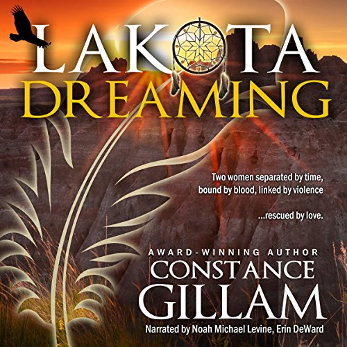 Lakota Dreaming audiobook cover art