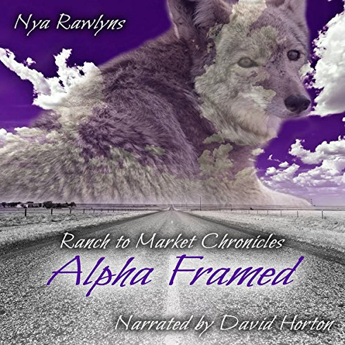 Alpha Framed audiobook cover art