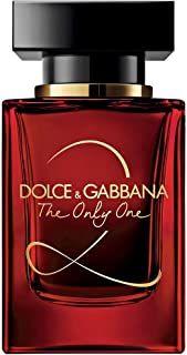 Dolce & Gabbana The Only One 2 For Women Eau De Parfum Spray, 1.7 Ounce (New 2019)