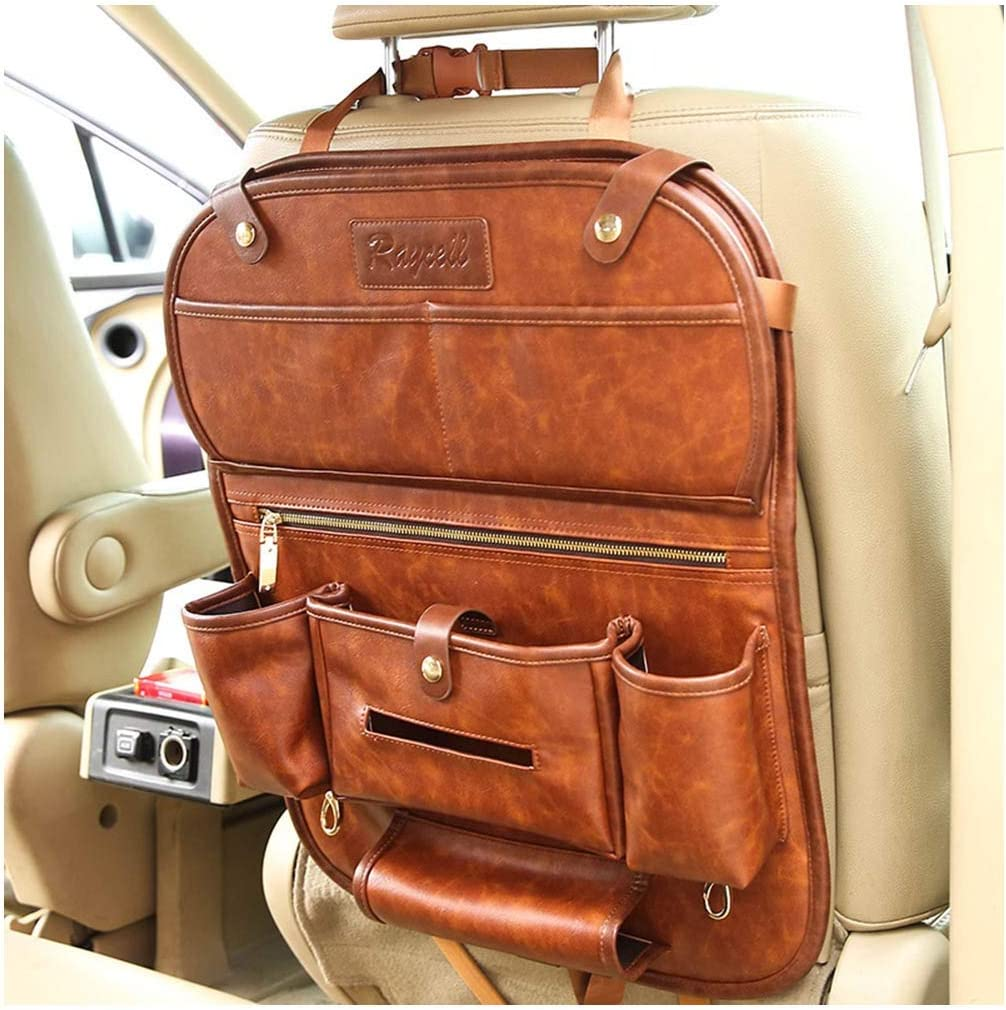 WEIDA Car Seat Back Storage Multi-Function Plate Bag Fixing Import Sales for sale