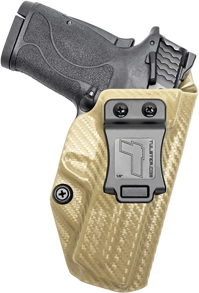Tulster IWB 公式通販 Profile 正規逆輸入品 Holster in Right EZ Hand MP Shield .3 fits: