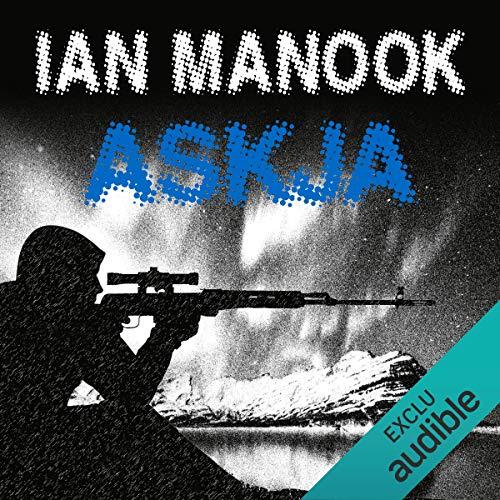 Couverture de Askja