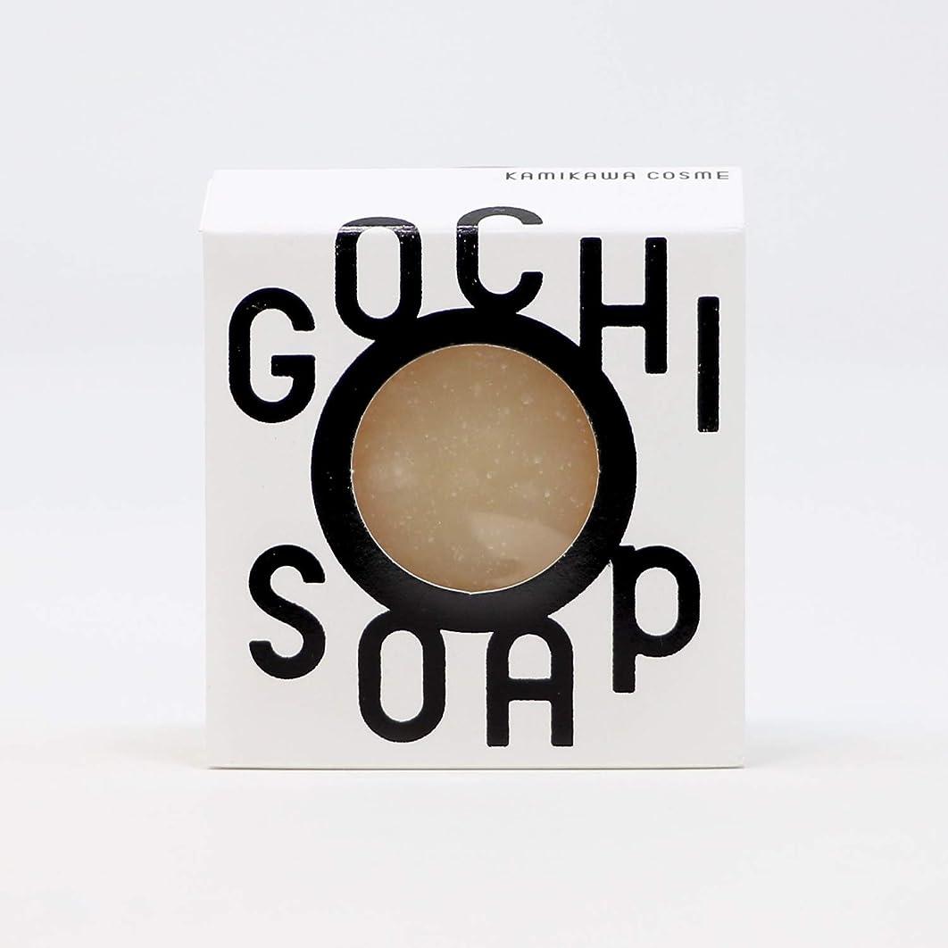 氷キウイ仮装GOCHI SOAP ゴチソープ 平田こうじ店の米糀のソープ