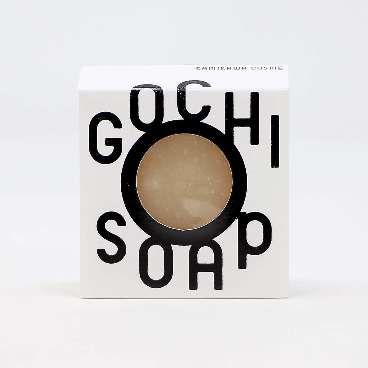 オセアニアブッシュ感嘆GOCHI SOAP ゴチソープ 平田こうじ店の米糀のソープ