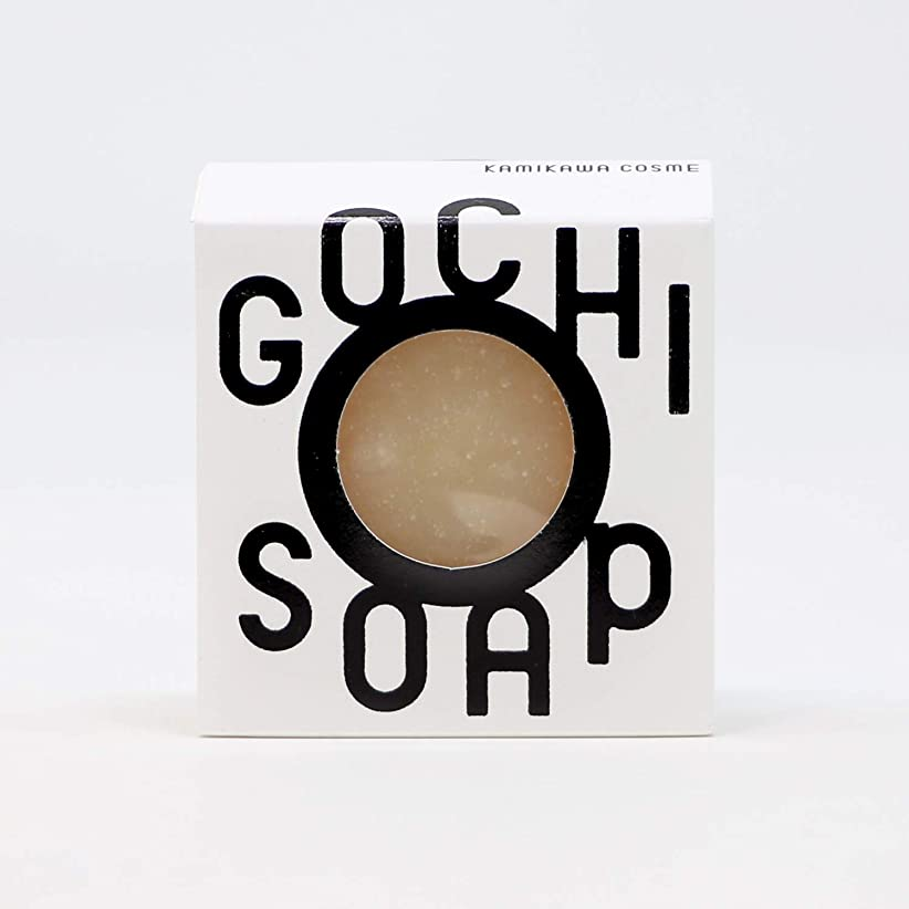 踊り子チャレンジ踊り子GOCHI SOAP ゴチソープ 平田こうじ店の米糀のソープ