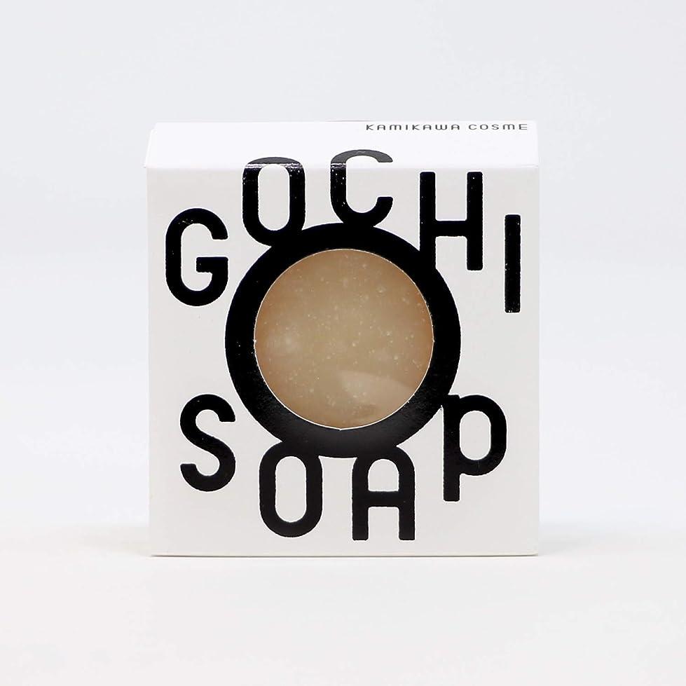 羊飼いスパーククリアGOCHI SOAP ゴチソープ 平田こうじ店の米糀のソープ