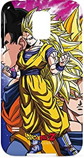 Skinit Lite Phone Case for Galaxy S5 - Officially Licensed Dragon Ball Z Dragon Ball Z Goku Forms Design