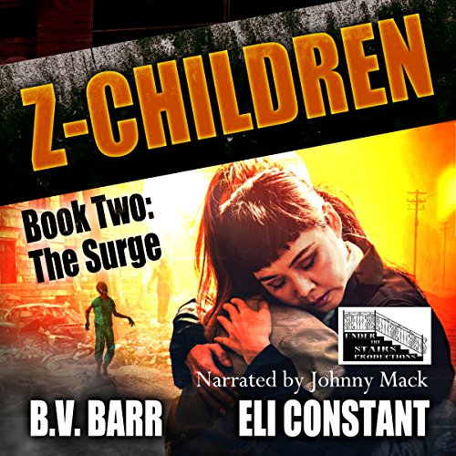 Z Children: The Surge, Book 2 cover art