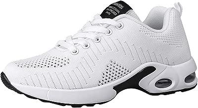 Ansenesna Zapatos Mujer Deportivos Casual Moda CojíN Las F Ashion Transpirable Antideslizante Calzado Deportivo Correr Ocasionales