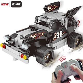 BIRANCO. STEM Building Toys for Kids 8,9-14 Year Old - Remote Control Racer Kit, Popular Girls and Boys Engineering Toy for Creative Play, Top RC Car Building Sets for Children Age 6-12