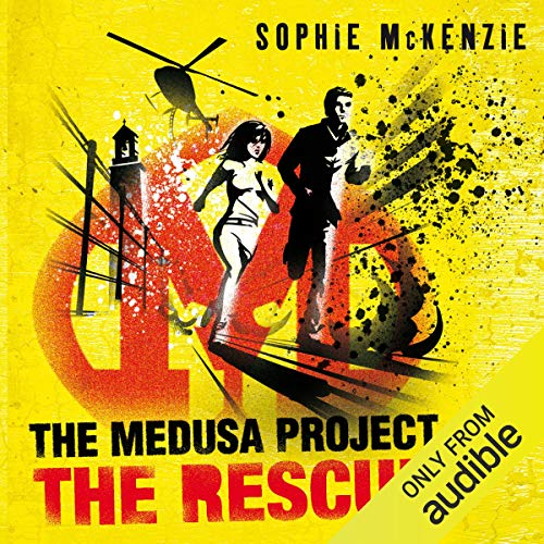 Couverture de The Medusa Project: The Rescue