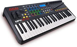 Akai Professional MPK249 | 49-Key Semi-Weighted USB MIDI Keyboard Controller Including Core Control From The MPC Workstations (Renewed)
