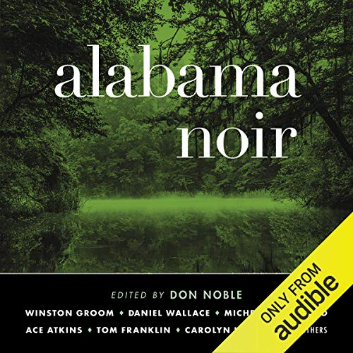 Alabama Noir  By  cover art