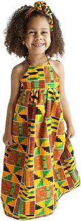 ملابس نسائية بدون أكمام بطبعة أفريقية بوهيميا داشيكا من جيوفاكر