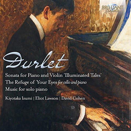 Kyotaka Izumi, Eliot Lawson & David Cohen